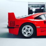 F40 Side Profile- Color Adjustment