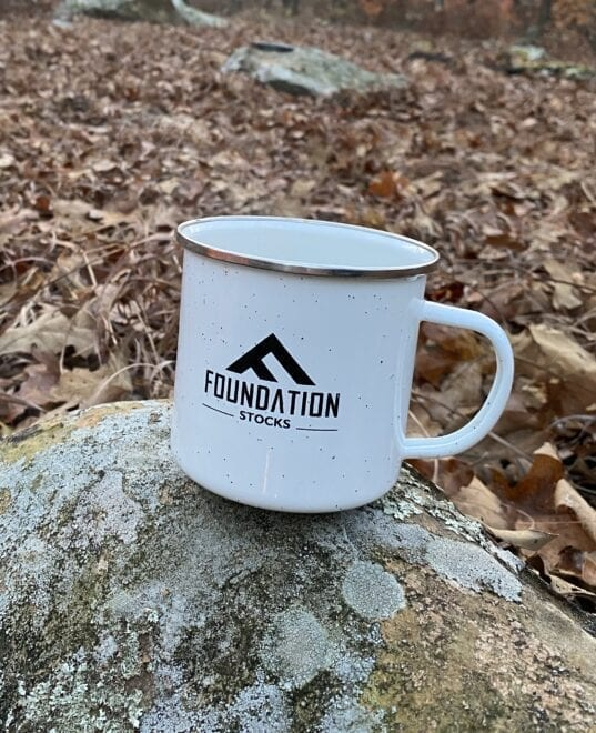 Foundation Metal Camping Mug / Cup