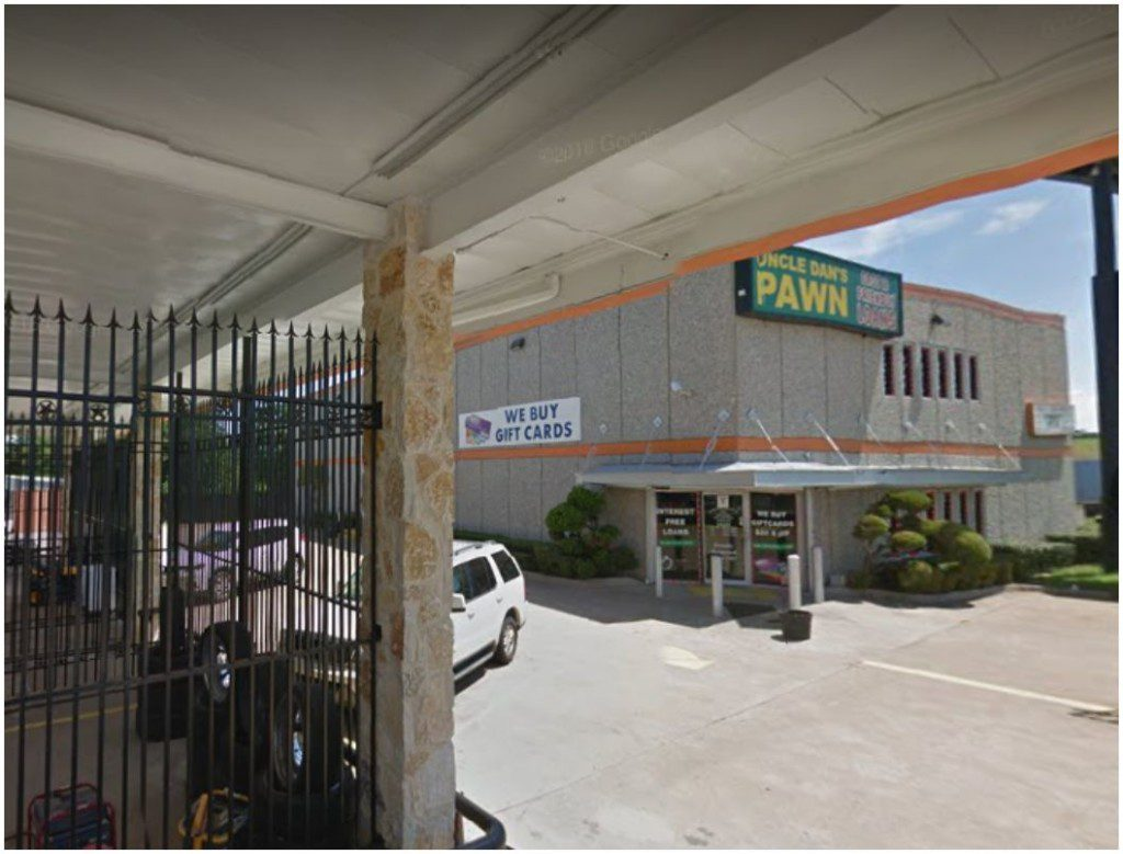 Uncle Dan's Pawn - South Dallas storefront